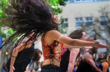 Santa Cruz kicks off National Dance Week